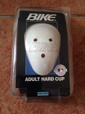 Bike Adult Hard Cup ONE SIZE ~ New