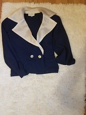 St. John Collection By Marie Gray Jacket/blazer, size 4