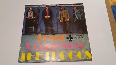 """RARE Beat 7"""",THE TROGGS, Lover,Page One/Ariola"""