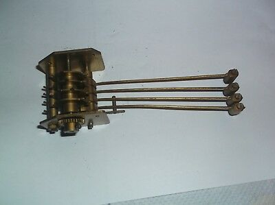 Perivale Chime 4 Hammers  From An Old Mantle Clock
