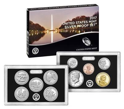 2017 US Mint Silver Proof Set - New! in original Packaging at a great price.