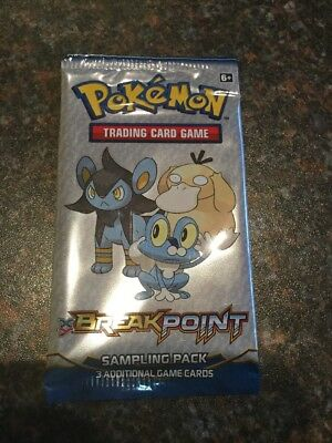 Pokmon Phantom Forces Trading Card Game Sample Pack Of  Bnip