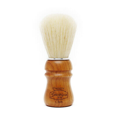 Semogue Owners Club SOC (Cherry/Boar) Shaving Brush - Official Semogue Dealer