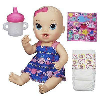 Baby Alive Doll Little Mommy Doctor 2011 Lights Up Talks