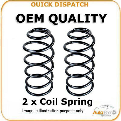 Continental Direct Front Coil Springs x 2 for BMW 5 Series 2.0//3.0 from 2010-2017 CD F10, F11