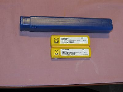 Brand new Carbide boring bar and 10 KENNAMETAL CNMG431 TP2500 INSERTS KIT