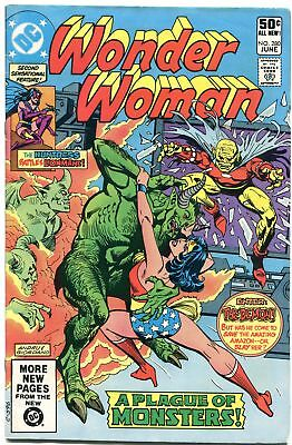 Wonder Woman #280 Huntress Back-up Story DC Comics 1981 (Direct Market Edition)