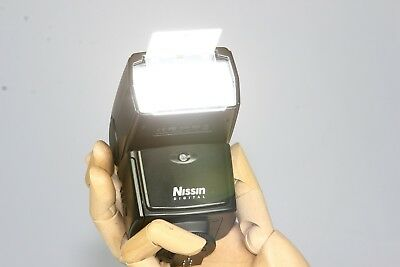 Nissin Speedlite Di466 Shoe Mount Flash for  Canon