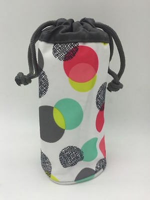 Thirty one bring a bottle thermal pouch Punch bowl retired NO carabiner NEW ad79cdca5923c