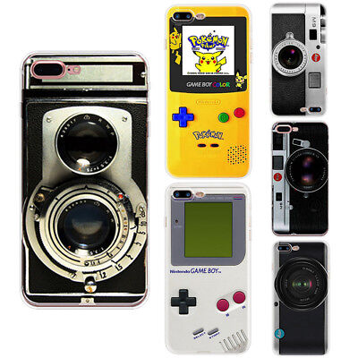 Funny Game Silicone TPU Case Cover Etui Housse Coque For iPhone 5 6 S 7 8 PLUS X
