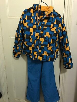 Boys Crane snow extreme jacket and pants Size 12 Wind/Waterproof