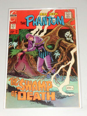 Phantom #58 Fn- (5.5) Charlton Comics October 1973