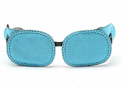 2 Large Lazy Eye Patches - Amblyopia Glasses Astigmatism Vision Patch