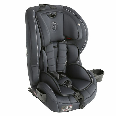 My Child Stirling  Charcoal Group 1 / 2 / 3 Car Seat From 9Kg To 36Kg