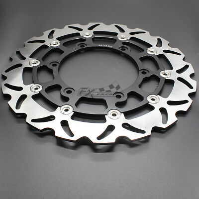 For Yamaha YZF R1 1998-2003 FZS FAZER 2001-2005 Floating Front Brake Disc Rotor