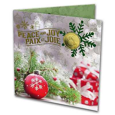 2017 Canada 5-Coin Mint Holiday Gift Set - SKU#154128