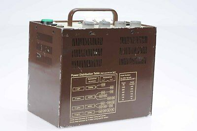 Speedotron D1204 Power Pack Brown Line                                      #081