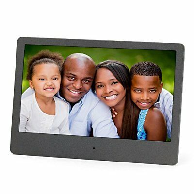 Micca NEO 7-Inch Digital Photo Frame with High Resolution Widescreen LCD MP3 ...