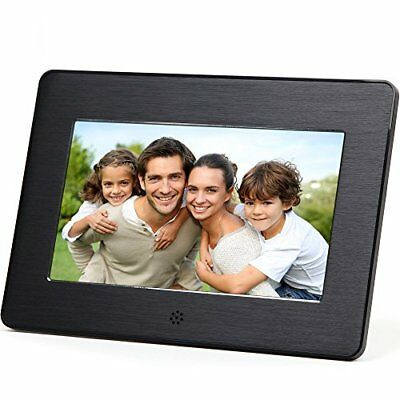 Micca 7-Inch Digital Photo Frame With High Resolution Widescreen LCD and Auto...