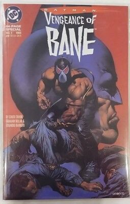 Batman Vengeance of Bane #1 64 Page Special 1st Appearance of Bane 1st Print
