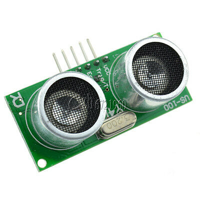 US-100 Ultrasonic Sensor Module with Temperature Compensation for Arduino