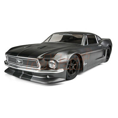 PROTOform 1968 Ford Mustang Vintage Trans-Am Racing Clear Body For VTA #1558-40