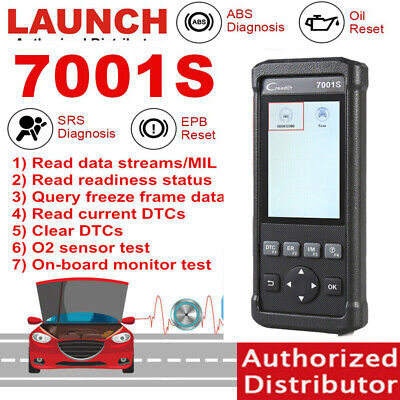 LAUNCH CR5001 OBD2 Scanner Full Engine Functions Code Reader