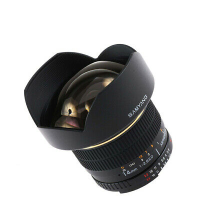 NEW Samyang 14 mm f/2.8 IF ED UMC Aspherical Lens For Pentax 1 Year Warranty