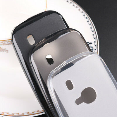 For Nokia 3310 2017 Case Silicone Cover Pudding Soft TPU Protective Mobile Phone