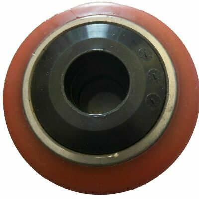 Castor 85 x 57 Axle 26 Mm Vulkollan Cpl. with Warehouse