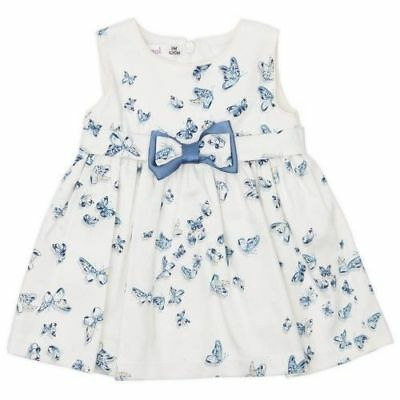Baby girls babybol spanish butterfly summer dress 12 18 24 months 1-2 yrs party