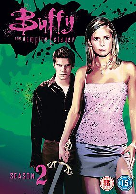 Buffy The Vampire Slayer Season 2 DVD New and Sealed