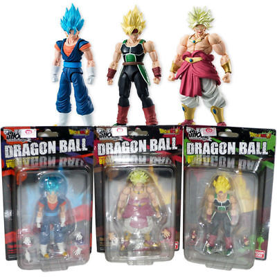 Bandai Shokugan Shodo Vol 5 Neo Dragon Ball Z Broly Bardock Vegito Action Figure