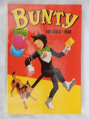 Bunty Annual for Girls 1988. Very Good Condition For Age