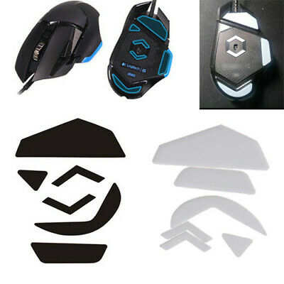 1/2/4 Sets Mouse Mic Feet Skates Pads Teflon 0.65mm For Gaming Logitech G502