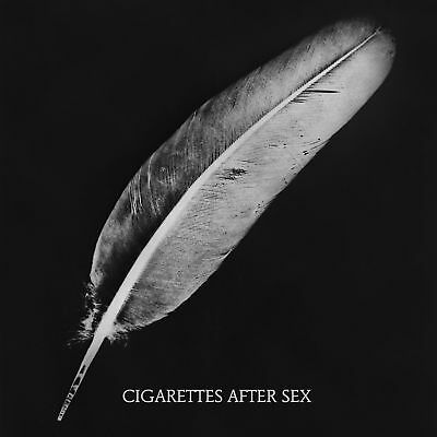 "Cigarettes After Sex AFFECTION / KEEP ON LOVING YOU New Vinyl 7"" Single"