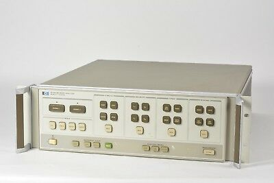 HP 8510A Network Analyzer