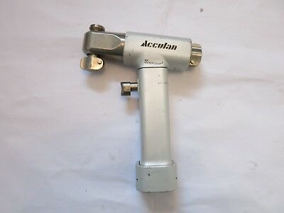 Aesculap Acculan Ga-633 Medical Surgical Handpiece Surgery Rechargeable Drill Uk