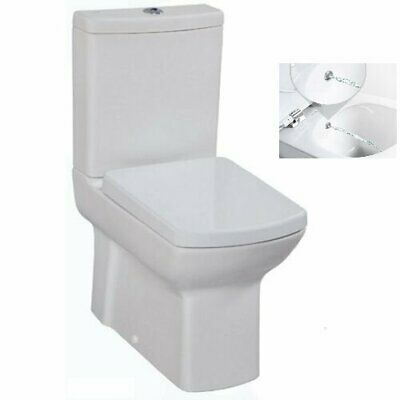 Amazing Creavit Vitroya Combined Bidet Compact Wc Close Couple Forskolin Free Trial Chair Design Images Forskolin Free Trialorg