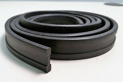 MCI Flexible Rubber Hinge Gasket Door Seal 2467448 Mohawk