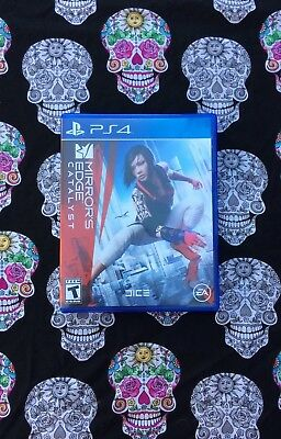 Mirror's Edge: Catalyst Sony PlayStation 4  EXCELLENT! QUICK SHIPPING!