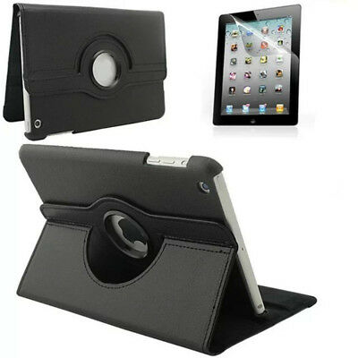 360 Rotate Smart Leather Case Cover For Apple iPad 2 3 4 5 / Air / Mini / Pro S7
