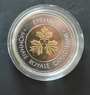 Canada 1996 Two Dollars Test Token encapsulated by RCM