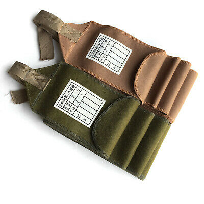 WW2 Japanese Army Military Soldier Woolen Leggings Puttee Gaiters Army green