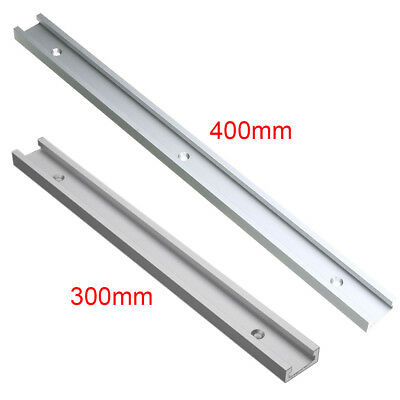 300/400mm T-track T-Slot Aluminum Miter Jig Fixture For Router Table Bands