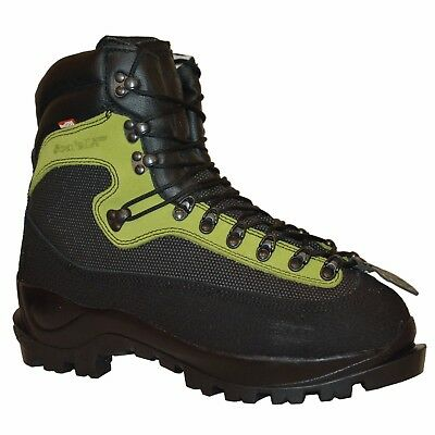 Arbortec ScafellXER Class 2 Forestry Chainsaw Protective Boots Lime
