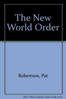 The New World Order by Robertson, Pat Paperback Book The Cheap Fast Free Post