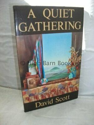 A Quiet Gathering by Scott, David Paperback Book The Cheap Fast Free Post