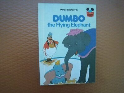 DUMBO THE FLYING ELEPHANT by Disney, Walt Book The Cheap Fast Free Post