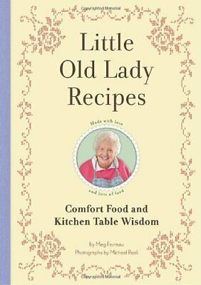 Little Old Lady Recipes by Meg Favreau Book The Cheap Fast Free Post